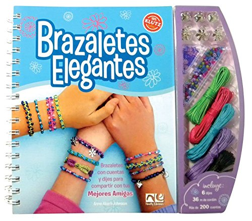 9789876370554: BRAZALETES ELEGANTES (Spanish Edition)