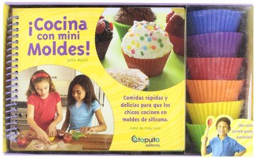 9789876370592: COCINA CON MINI MOLDES (Spanish Edition)