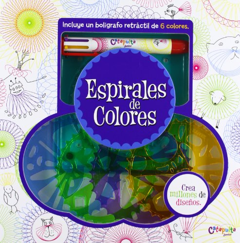 9789876372060: ESPIRALES DE COLORES NE