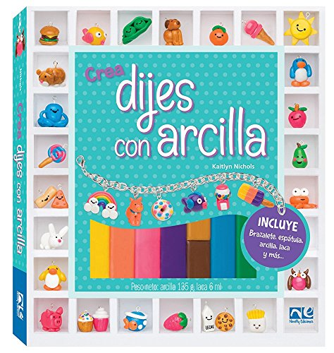 9789876372176: CREA DIJES CON ARCILLA