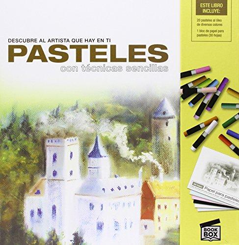 PASTELES SPICE BOX (Paperback): Philip Berrill