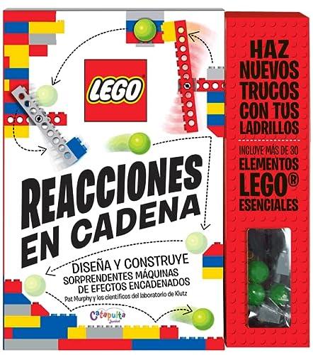 9789876378581: LEGO REACCIONES EN CADENA (INFANTIL-JUVENIL)