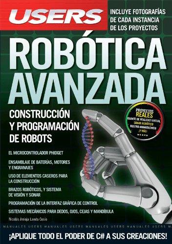 9789876630207: ROBOTICA AVANZADA: Espanol, Manual Users, Manuales Users (Spanish Edition)