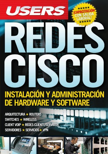 REDES CISCO: Manuales Users (Spanish Edition): Users Staff