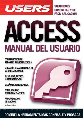 9789876630252: ACCESS Manual del usuario