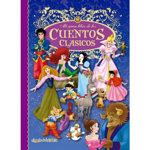 9789876680448: Mi gran libro de los Cuentos Clasicos / My Big Book of Classic Stories