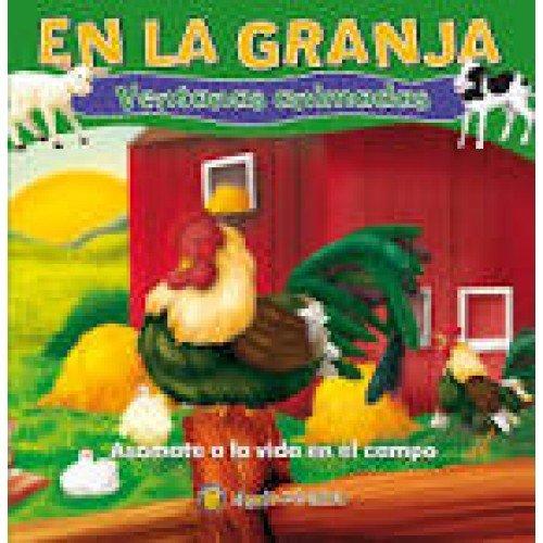 9789876682855: En la granja / On the farm (Ventanas Animadas) (Spanish Edition)
