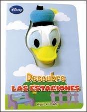 9789876685665: Descubre las estaciones / Discover the seasons (Peluche Disney) (Spanish Edition)