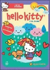 9789876688161: Hello Kitty y el clima (Spanish Edition)