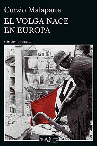 9789876703109: El Volga nace en Europa