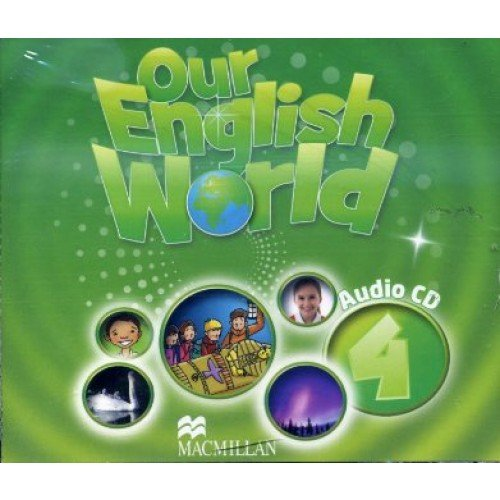 9789876720298: OUR ENGLISH WORLD 4 - A/CD (3)