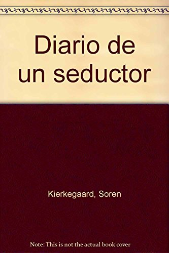 9789876830034: Diario de un seductor (Spanish Edition)