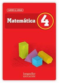 Matematica 4°: Camino al Andar