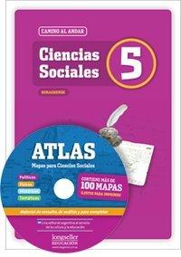 Pack Ciencias sociales 5° Bonaerense + Atlas: Camino al Andar