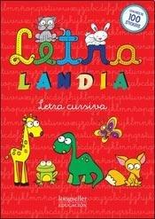LETRALANDIA LETRA CURSIVA: MANSO, LORIEL