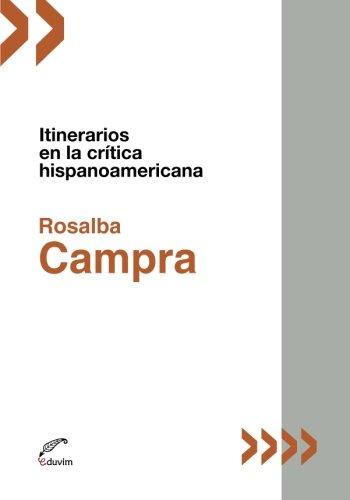 9789876990776: Itinerarios en la crítica hispanoamericana (Spanish Edition)