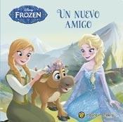 9789877057089: Un Nuevo Amigo (Disney Frozen) (Ilustrado) (Cartone)