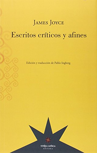 Escritos Criticos Y Afines: JOYCE, JAMES