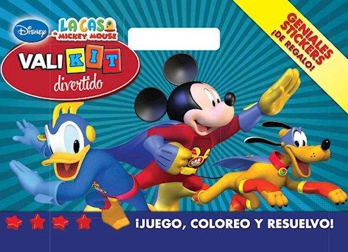 9789877154863: Kit Valija N?4 - La Casa De Mickey Mouse
