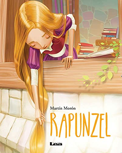 Rapunzel (Mis Cuentos) (Spanish Edition): Morón, Martín