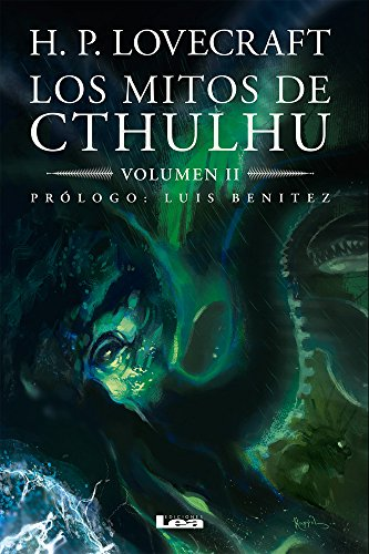 9789877183108: Los mitos de Cthulhu: Volumen 2 (Spanish Edition)