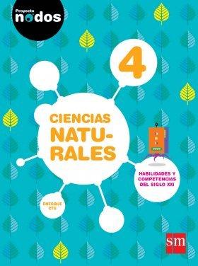 ciencias naturales 4 federal proyecto nodos Ed.: Clemente