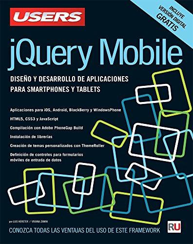 jQuery Mobile (Spanish Edition): Zanini Viviana; Hereter