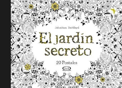 Johanna Basford Jardin Secreto Abebooks