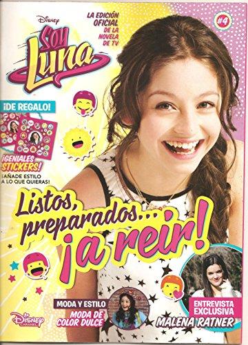 9789877530742: Soy Luna Revista Numero 4