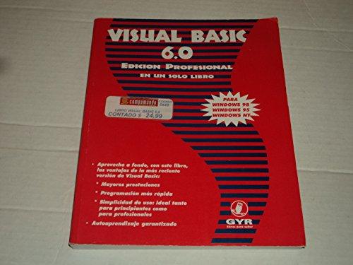 9789879008751: Visual Basic 6.0 - Edicion Profesional En Un