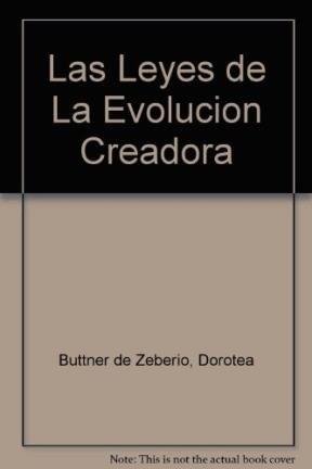 9789879010075: Las Leyes de La Evolucion Creadora (Spanish Edition)