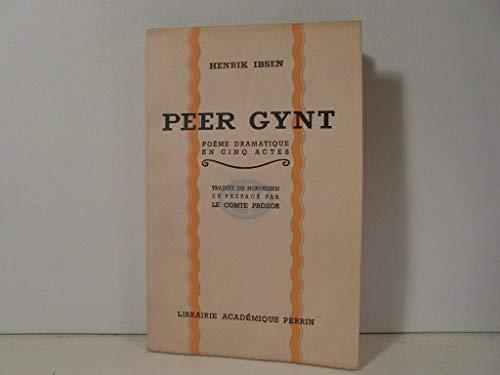 9789879049754: Peer Gynt