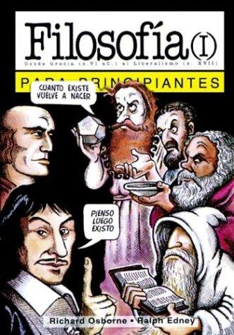 9789879065310: Filosofia para principiantes / Philosophy for Beginners: Desde Grecia al liberalismo (Spanish Edition)
