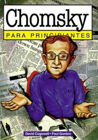 9789879065389: Chomsky Para Principiantes (Spanish Edition)