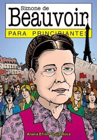 9789879065877: Simone de Beauvoir para principiantes / Simone de Beauvoir for Beginners (Spanish Edition)