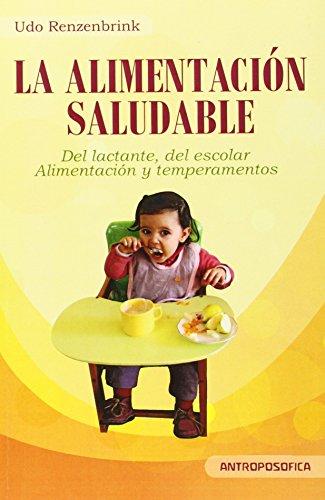9789879066560: Alimentacion Saludable del Lactante del Escolar y Alimentacion
