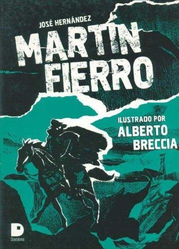 9789879085141: El Gaucho Martin Fierro (Spanish Edition)