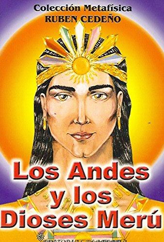 9789879113752: Los Andes y los Dioses Merú