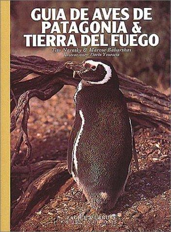 9789879132029: Guía de aves de Patagonia & Tierra del Fuego