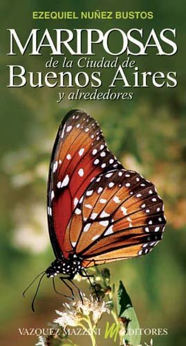 9789879132265: Mariposas de la Ciudad de Buenos Aires y alrededores (Spanish Edition)
