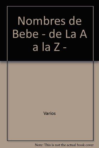 9789879133156: Nombres de Bebe - de La