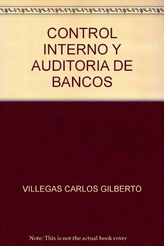 9789879156032: Control Interno y Auditoría de Bancos
