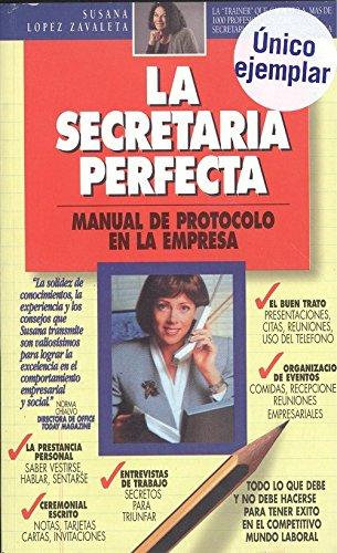 9789879167205: Secretaria Perfecta, La