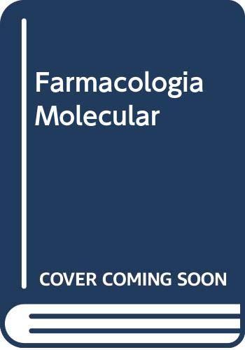 9789879173459: Farmacologia Molecular