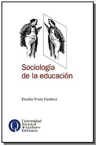 9789879173534: Sociologia de la Educacion (Cuadernos Universitarios) (Spanish Edition)
