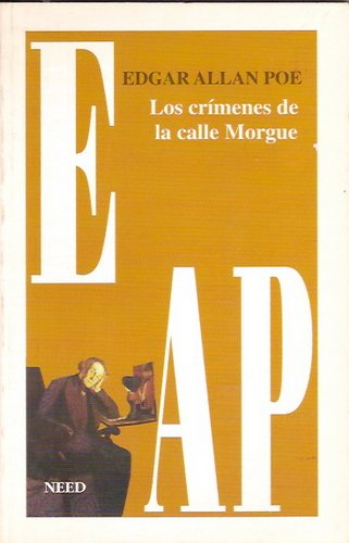 9789879186619: Los Crimenes de La Calle Morgue (Spanish Edition)