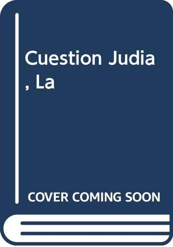 9789879186749: Cuestion Judia, La (Spanish Edition)