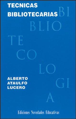 9789879191118: Tecnicas Bibliotecarias