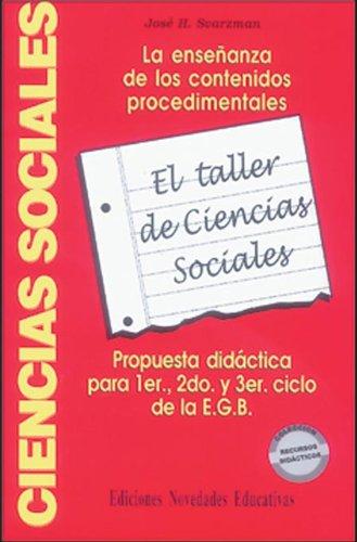 9789879191217: El Taller de Ciencias Sociales