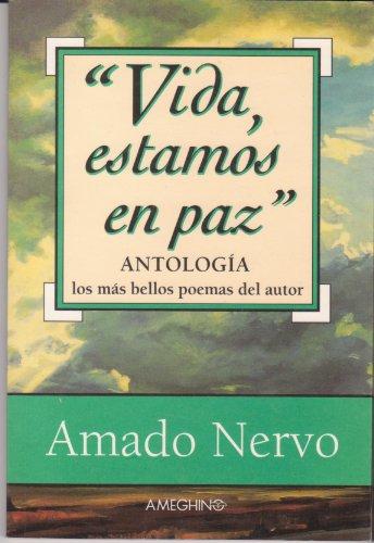 9789879216019: Vida Estamos En Paz (Spanish Edition)
